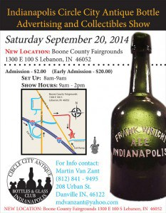 2014Circle City bottle show