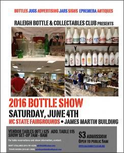2016 RBC Show Flyer