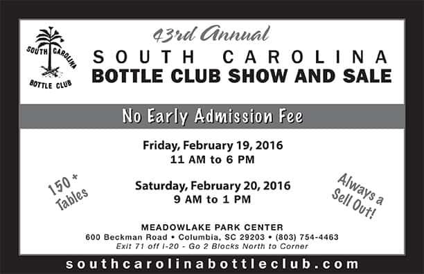 2015 SC Bottle Show Ad