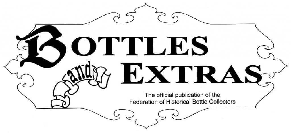 Bottles and Extras Scroll Logo