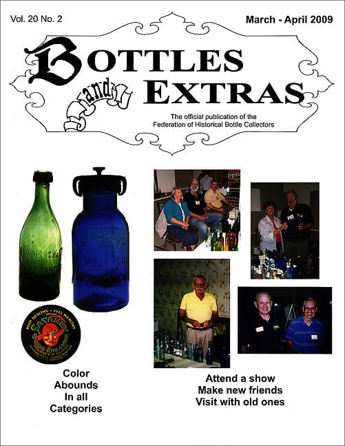 Bottles and Extras March April 2009