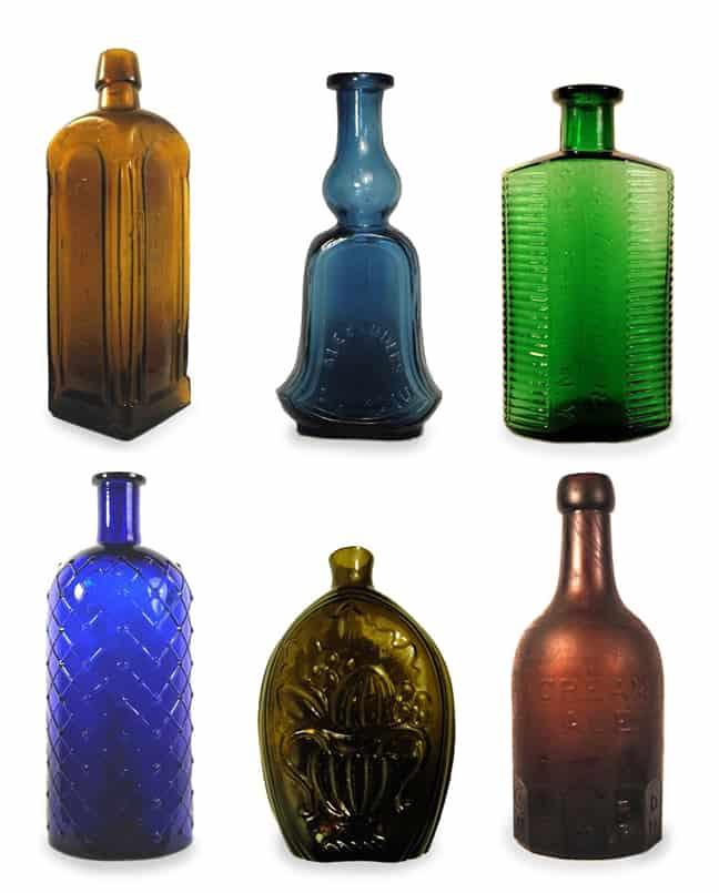 FOHBC Memphis Auction Bottles