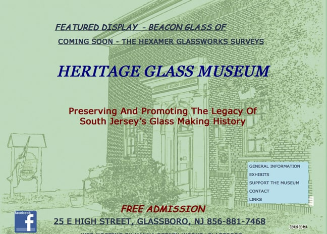 Heritage Glass Museum