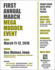 March Mega Mudder_Event Flyer