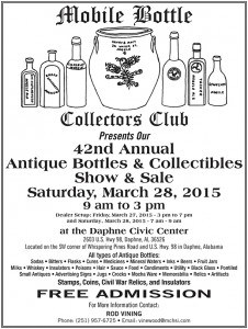 Mobile Bottle Show Poster 2015