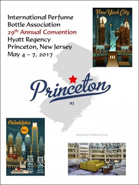 International Perfume Bottle Association 29th Annual Convention @ Hyatt Regency   Princeton   New Jersey   United States