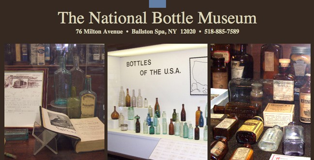 National Bottle Museum