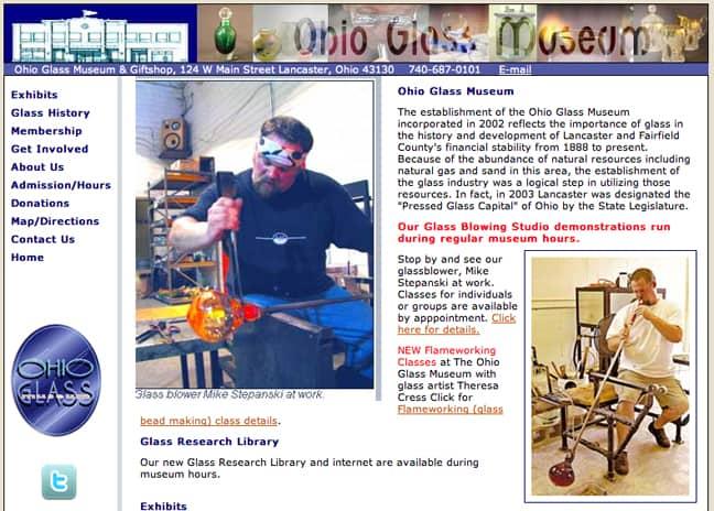 Ohio Glass Museum