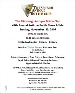 Pittsburg2016BottleShow