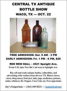 Waco Show Flyer16
