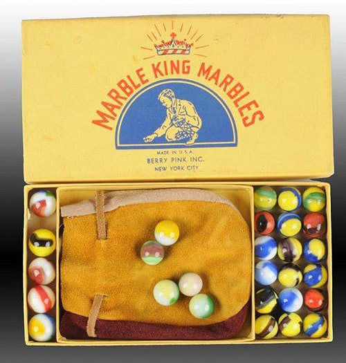 Marble King Marbles