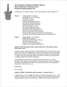 Microsoft Word - FOHBC_Oct0914Board.doc