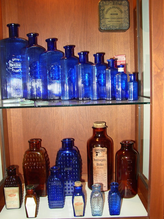 Antique Poison Bottle Collectors Association