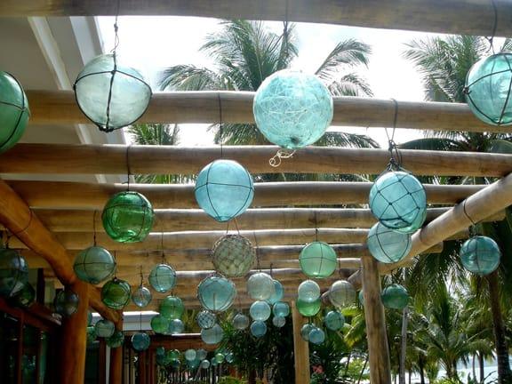 Glass Fishing Floats