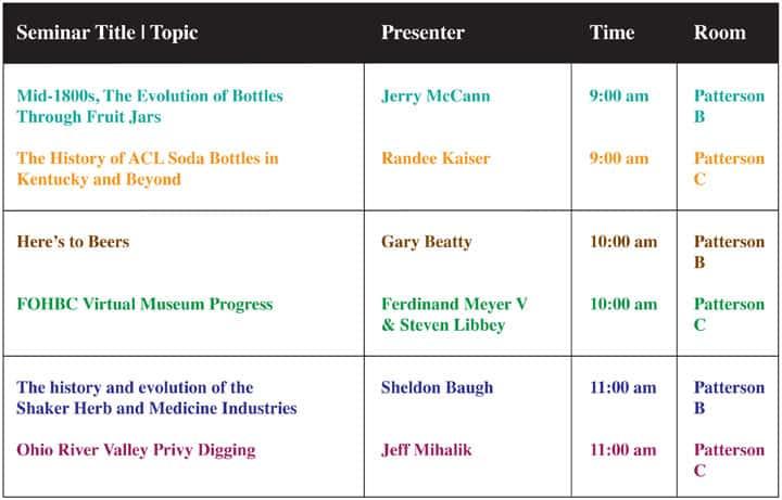 SeminarSchedule