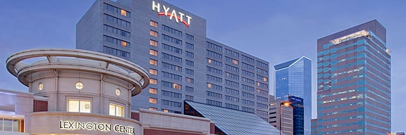 Hyatt-Regency-Lexington-Exterior