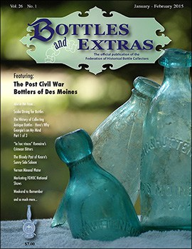 Bottles and Extras cover
