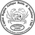 The Capital Region Bottle & Insulator Clubs 19th Annual Show and Sale This past Sunday which was November 15th, 2015, the Capital Region Bottle & […]
