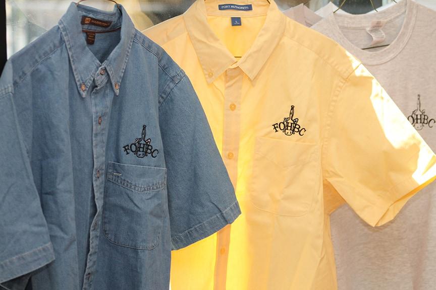 FOHBC Shirts