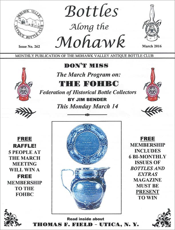 Mohawk News Letter March 2016