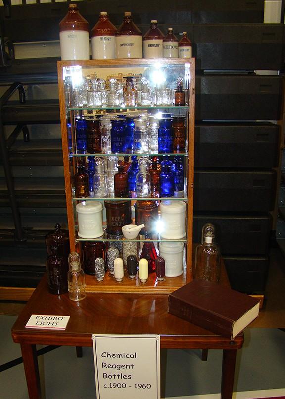 Rochester 24 Regeant Bottles