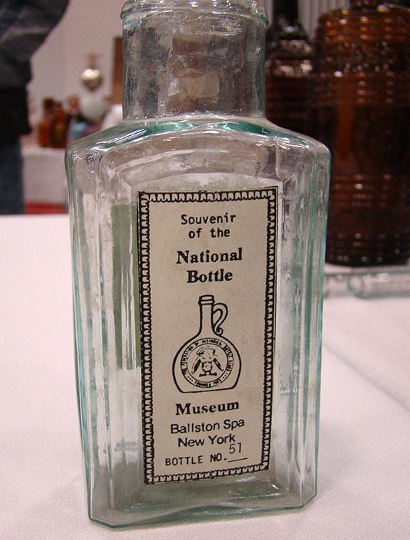 Rochester 76 Bottle Museum Bottle