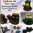 TeaKettle Ink Price and Reference Guide by Joe L. Mathews Jr. – 2016 26 July 2016 As noted within my Houston Antique Bottle Show report yesterday, […]