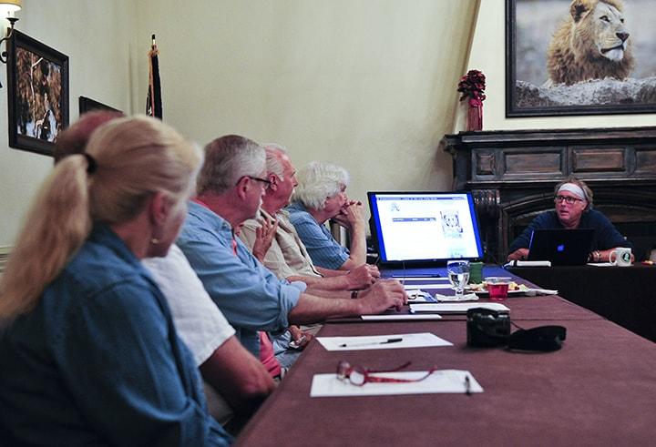 Board Meeting_LeftInLineX