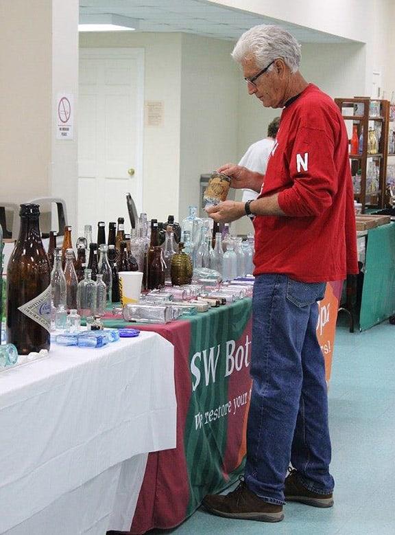 2017 Central Texas Antique Bottle Show Report