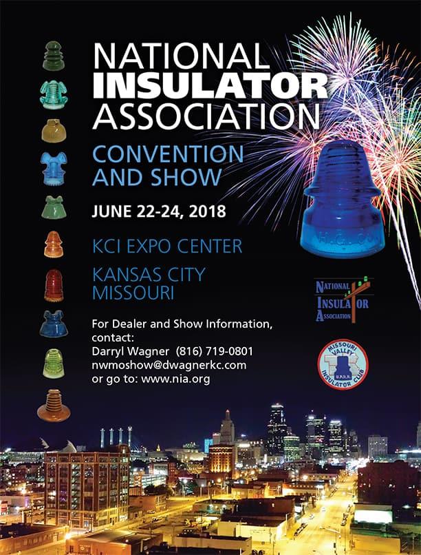2018 National Insulator Association Convention & Show @ KCI Expo Center | Kansas City | Missouri | United States