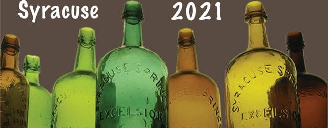 FOHBC 2021 Syracuse National Antique Bottle Show. Thursday, August 5th 2021 – Saturday, August 7th 2021. Make your plans, get your hotel rooms, reserve your […]